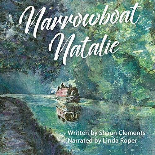 Narrowboat Natalie audiobook cover art
