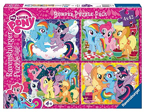 My Little Pony - Bumper Pack, Puzzles 4...