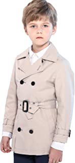 Best boys wool trench coat Reviews