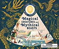 Magical Creatures and Mythical Beasts: Flashlight Illuminates more than 50 Magical Beasts! (See the Supernatural)