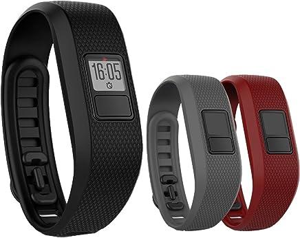 Garmin Vivofit 3 Activity Tracker Fitness Band - X-Large Fit - Black (010