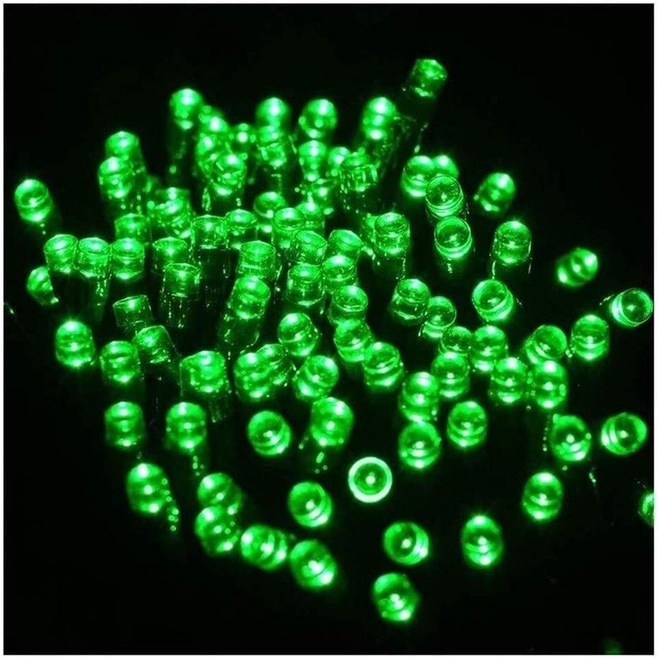 LIUPENGWEI Solar String Lights New product Halloween Under blast sales Christmas De and