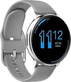 JHHXW Smart Watch, 1.28 Inch Screen, Fitness Tracker, Sports Pedometer Bracelet, Diversified Dials, Bluetooth Call/photogr...