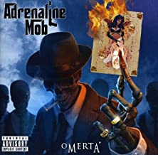 Omerta [Explicit] by Adrenaline Mob (2012-03-13)