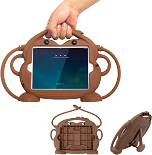Tablet Kid Proof Protector Case with Detachable Handle to Hang On Headrest and Table Stand Fit for iPad Mini 4/3 /2/1 7.9 inch NOT for ipad 2 3 4 or ipad Air