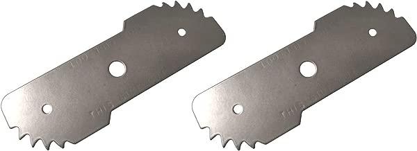 Black & Decker EH1000 Replacement (2 Pack) Lawn Edger Blade # 243801-02-2pk