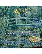 Claude Monet 2021: Kalender 2021