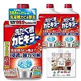 洗たく槽 カビキラー 塩素系液体タイプ 3本セット