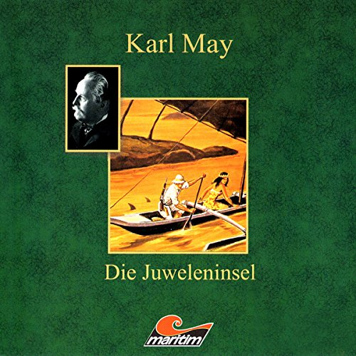 Die Juweleninsel cover art