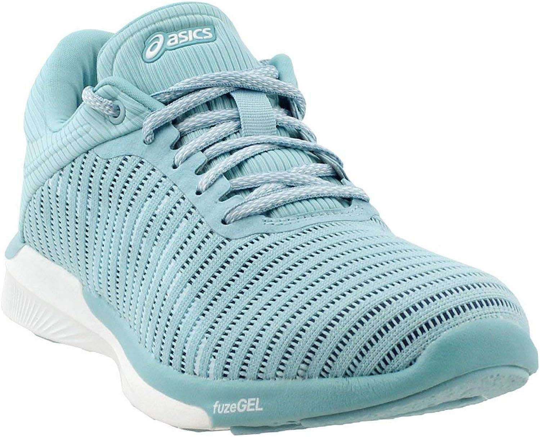 63928b400a7f4 ASICS Women's FuzeX Adapt Running shoes T885N Rush nviucl6213-New ...