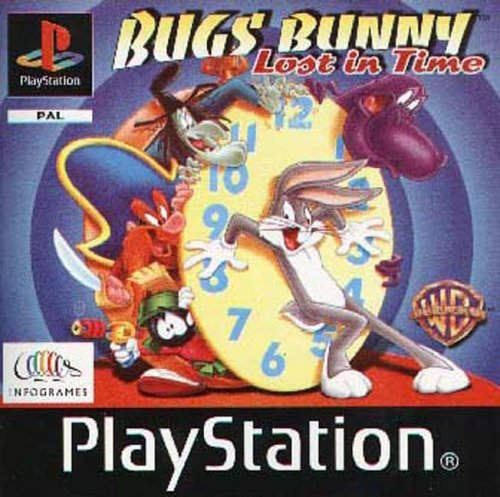 Bugs Bunny Lost In Time [PlayStation]