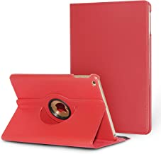iPad 9.7 2018/2017 Case Cover,Dream Wings 360 Degrees Rotating Multi Angles Screen Protective Stand Smart Case Cover for Apple iPad 9.7 inch 2017 and 2018 New Model Tablet