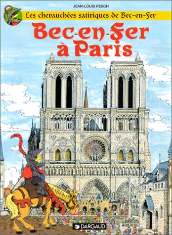 Bec-en-fer à Paris, tome 8