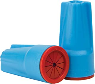 King Innovation 62225 DryConn Outdoor Electrical Wire Connector 20/Bag, Aqua/Red