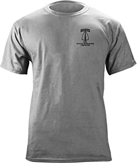 USAMM Army Special Operations Command Full Color Veteran T-Shirt