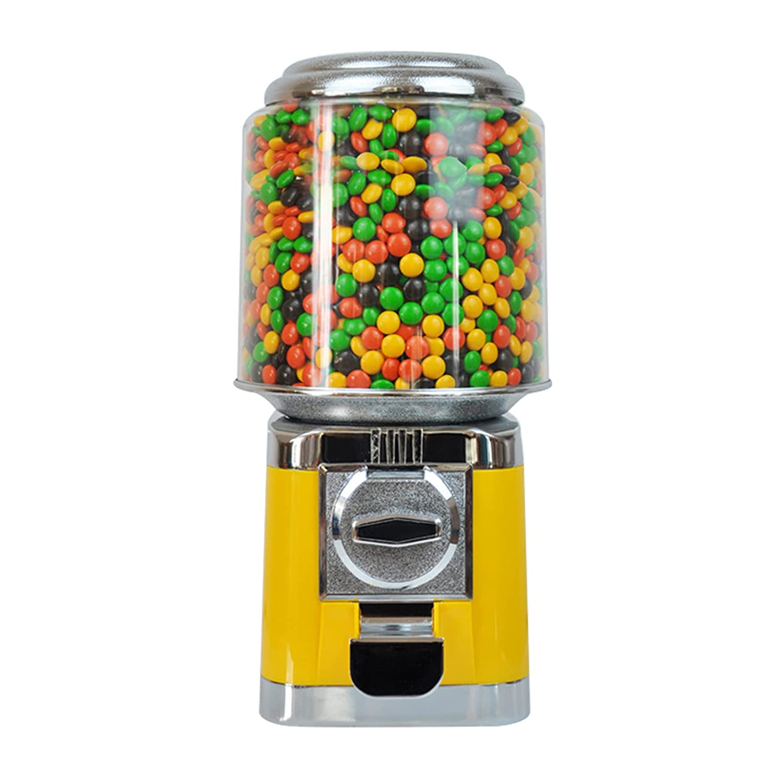 DENESTUS Gumball Vending Deluxe Machine Capsul Max 51% OFF Child Candy Toy