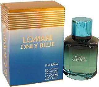 Lomani Only Blue Eau de Toilette For Men, 100ml