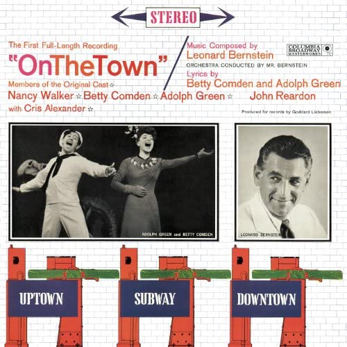 Studio Cast of On the Town (1960)