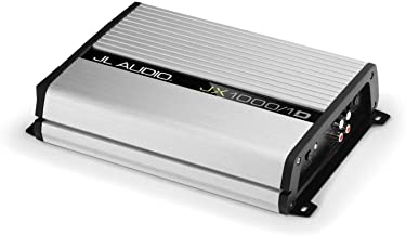 JL Audio JX1000/1D 1000 Watt RMS Monoblock Class D Car Amplifier