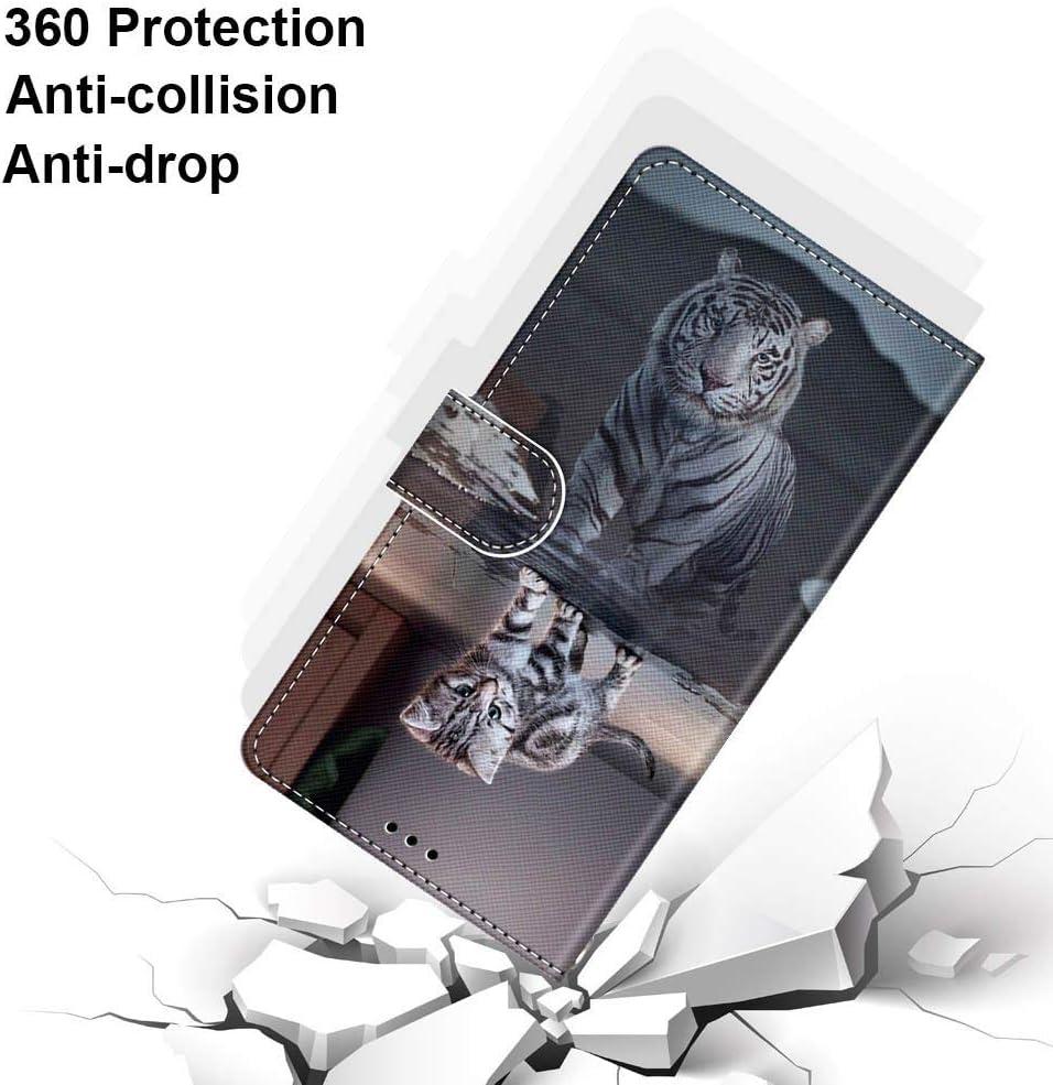 SATURCASE DK-5 Funda protectora para Motorola Moto G8