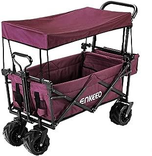 rio wide wheel beach cart