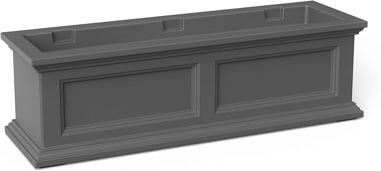 Mayne 5822-GRG 新作入荷!! Fairfield 3FT Box Graphite Grey 定番スタイル Window