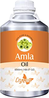 Amla Oil 100% Natural (Aromatherapy) And Hair Care Oil 5000ml