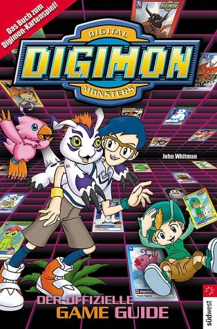 Digimon, Der offizielle Game Guide