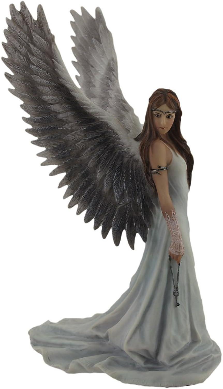 Veronese Anne Stokes `Spirit Guide` Angel Statue 9 1 2 in.
