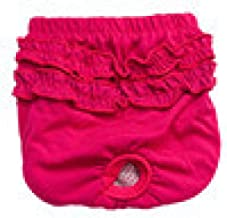 Napoo Pet Panty Brief,Cute Dog Puppy Solid Color Sanitary Pants for Girl Female