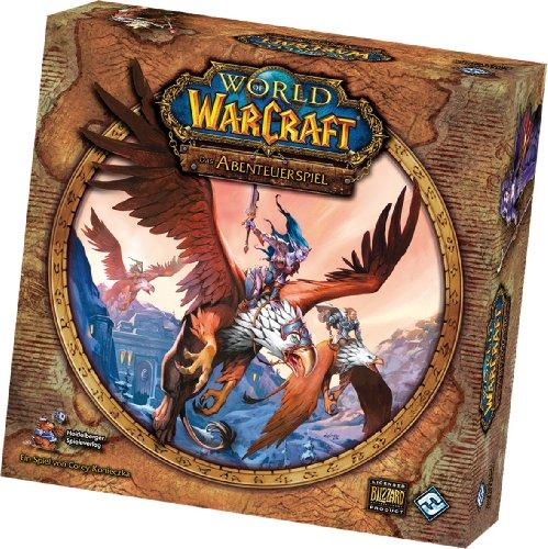 Heidelberger Spieleverlag HE154 - World of Warcraft: Abenteuer Brettspiel