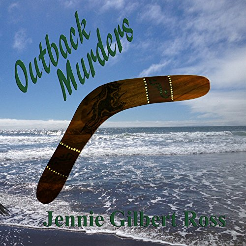 Outback Murders audiobook cover art