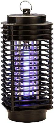 Electric Mosquito Killer Trap Moth Fly Wasp Led Night Lamp EU/Us Plug 110 220V Bug Insect Light Black Killing Pest Zapper,EU Plug