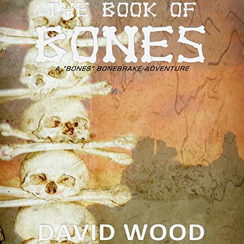 The Book of Bones audiobook cover art
