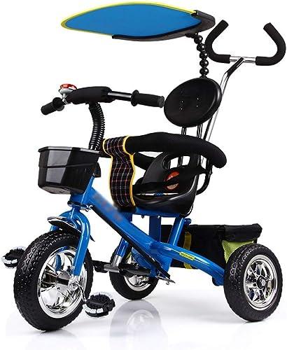 mas barato Triciclos Desmontable para Niños Niños, para niñas de 2 a a a 6 años, con Carga de 50 kg  gran descuento