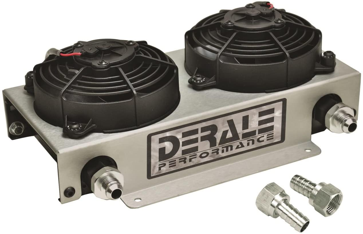 It is very popular Derale 15840 Hyper Cooler Dual-Cool Remote Nashville-Davidson Mall