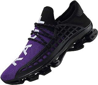 CAGAYA Sportschuhe Herren Laufschuhe Sneaker Mesh Atmungsaktive Sport Damen Turnschuhe Freizeitschuhe Schuhe größe 36-48