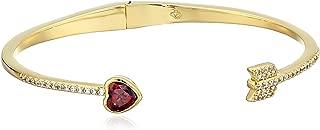 Kate Spade New York Women's Romantic Rocks Open Hinged Cuff Bracelet