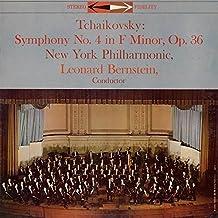 Tchaikovsky: Symphony 4 & Capric