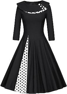 Vestiti Eleganti Anni 30.Amazon It Vestiti Anni 30 Vestiti Donna Abbigliamento