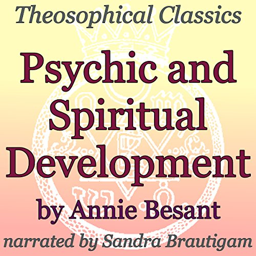 Psychic and Spiritual Development cover art