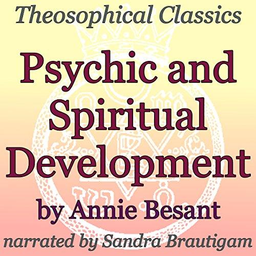 Psychic and Spiritual Development audiobook cover art
