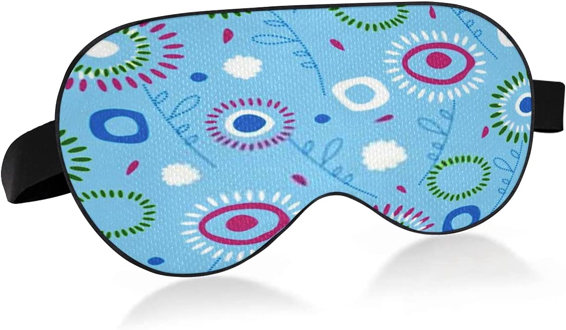 Sleep Mask Max 55% OFF with Eyes That Block and Relieve Vecto Light Dry High quality new
