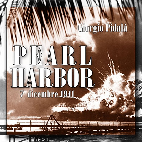 Pearl Harbor audiobook cover art