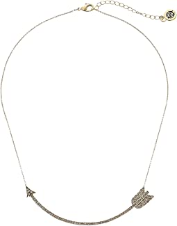 Arrow Affair Collar Necklace