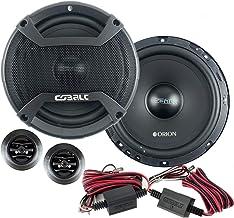 "Orion CO652C New 2021 Model 6.5"" 2-Way 500 Watt 4ohm Cobalt Series Car Audio Component Speaker system photo"