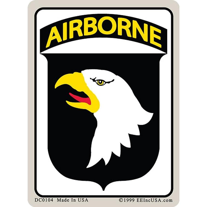 EagleEmblems DC0104 Sticker-Army,101ST a/B (3x4'')