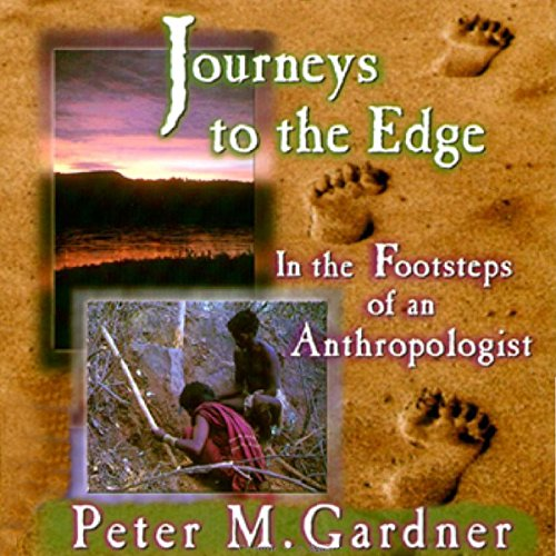 Journeys to the Edge audiobook cover art