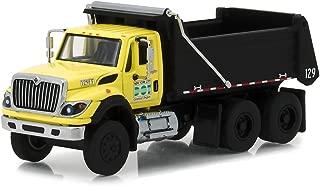2017 International Workstar Construction Dump Truck New York City DOT SD Trucks Series 2 1/64 Diecast Model by Greenlight 45020 A