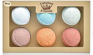 Fabulous Frannie Family Favorites Bath Bomb Blends Wellness Gift Set Pure Essential Oil, Coconut Oil, Witch Hazel, Ultra P...